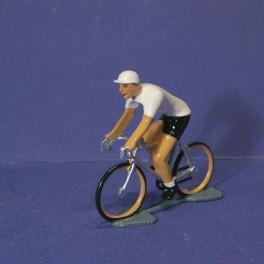 Japanese team cyclist