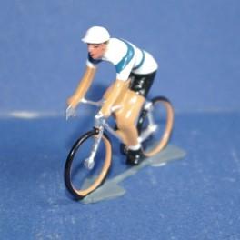 Israeli team cyclist