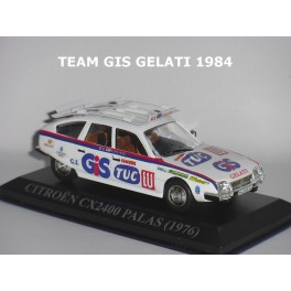 Citroën CX team GIS Gelati 1984