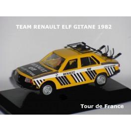 Renault 18 Team Renault Elf 1982