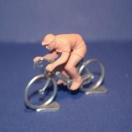 Plastic cyclist & Die-cast bike - Sprinter