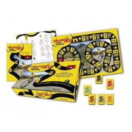 Arrivée cycling board game