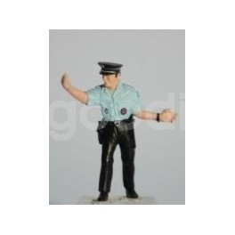 """French Gendarme """"Go on"""" - Unpainted -Scale 1/43"""