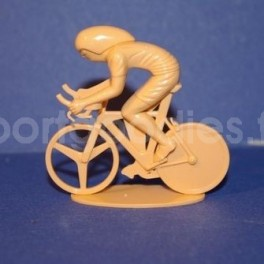 Cyclist time trial position - Unpainted