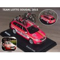 Skoda Octavia Combi III Team Lotto Soudal 2015 Season
