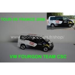 VW Transporter Team CSC 2008