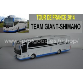 Bus Team Giant Shimano 2014