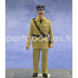 French Gendarme arms at back - Unpainted -Scale 1/43