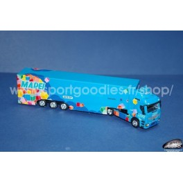 Mapei Quick Step Team truck and bus 2006