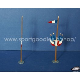 French banner city decoration - Scale: 1/32