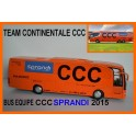 Bus Team CCC Sprandi 2015