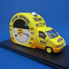 Renault Master Ricore Reveil officiel TDF 2008