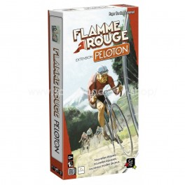 Flamme Rouge peloton Extension