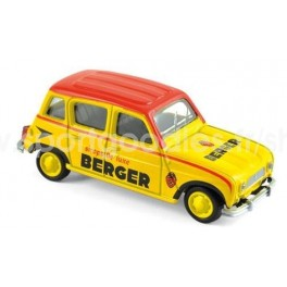 """Renault4 1964 """"Sirops Berger"""" Course Cycliste"""