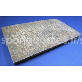 Cobblestones plate support 1/43 and 1/35