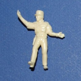 "French Gendarme ""Go on"" - Unpainted -Scale 1/43"