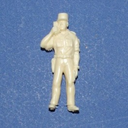 French Gendarme with radio - Unpainted -Scale 1/43