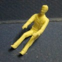Driver 9 - Unpainted -Scale 1/43