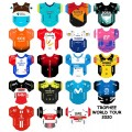 World Tour 2020  team jerseys stickers