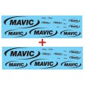Decals Mavic 1996-2014 Scale: 1/32 & 1/43 - Set of 2