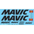 Decals Mavic 2015 - Scale: 1/43