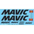 Decals Mavic 2015 - Scale: 1/43
