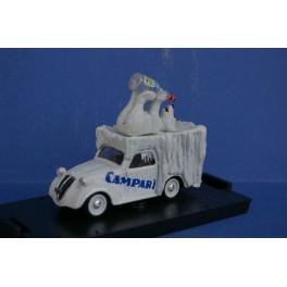 FIAT 500 B Van Campari
