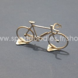 Bike for Salza & Roger cyclists - Unpainted - 1/32 Scale