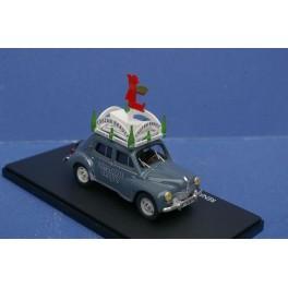 Renault 4cv Limonade Couzan-Brault 6 Provinces 1955