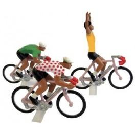 Cycling team Leading Jerseys TDF 1976
