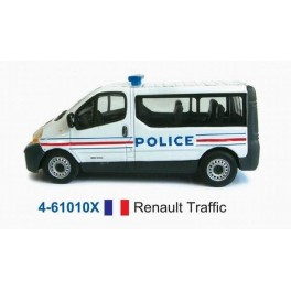 Renault Trafic Police 1/43