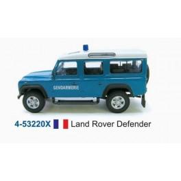 Land Rover Defender Gendarmerie Paris-Roubaix