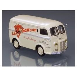 Peugeot D3A La vache qui rit -