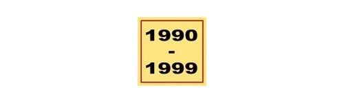 Teams  1990-1999