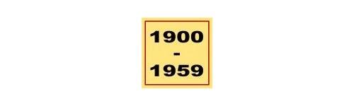 Teams 1900-1959
