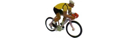 Cyclists  - Scale:1/43